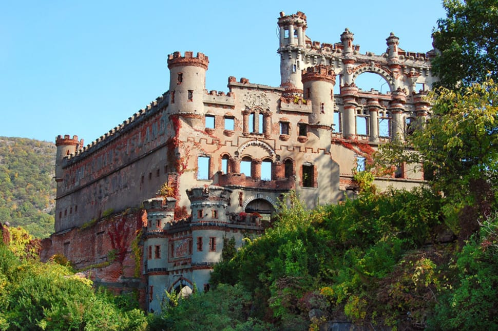 Bannerman Castle - Pollepel Island, New York