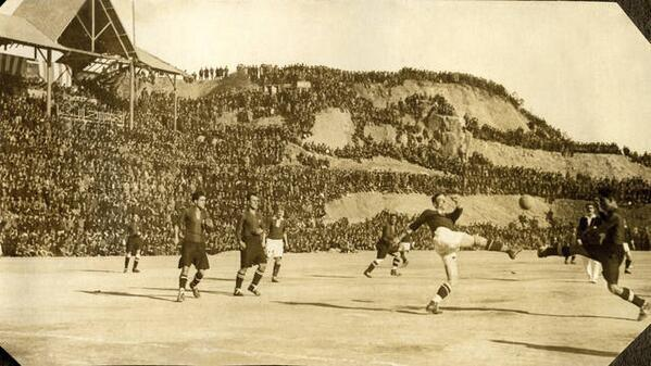 Camp Nou Stadium, Barcelona, 1925