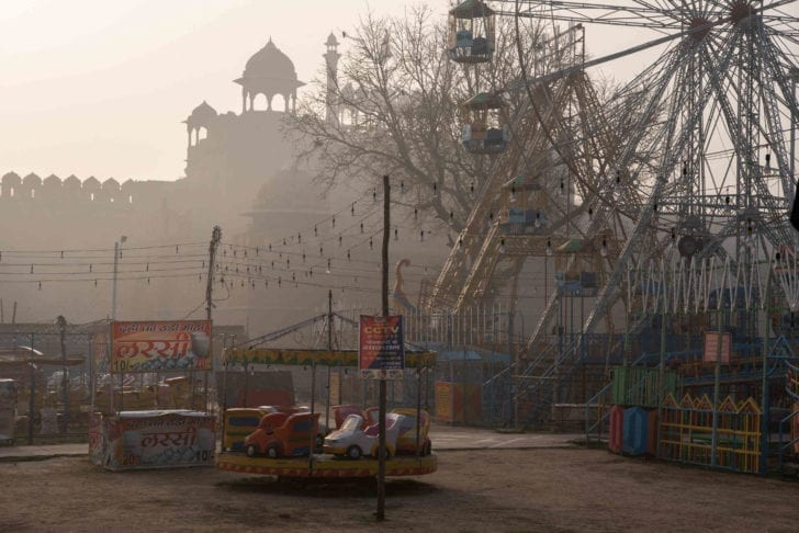 New Delhi | A day at the fair in Red Fort.