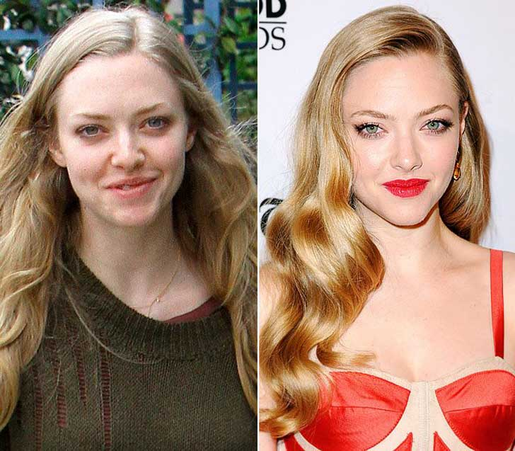 18 Celebrities go without make-up