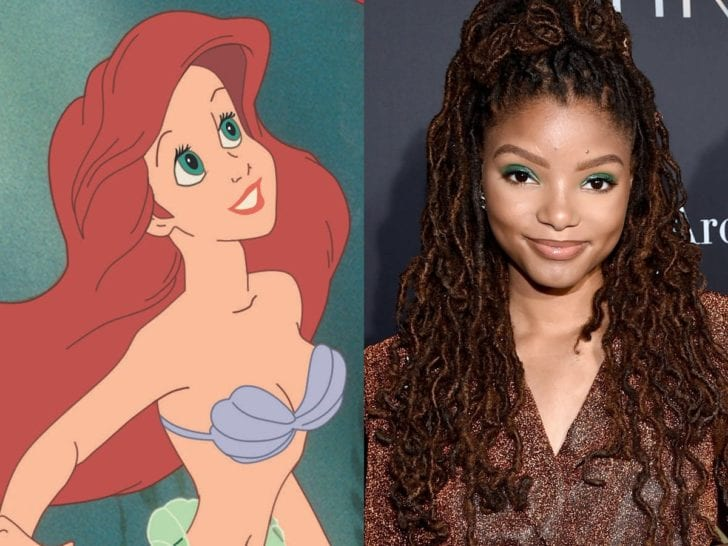 Halle Bailey will play the lead role of Ariel in the upcoming live-action adaptation