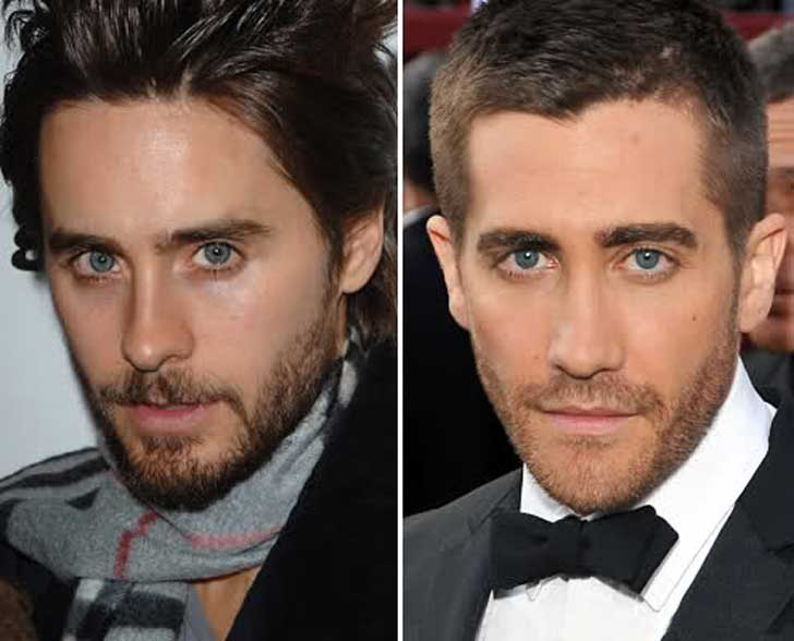 Jared Leto and Jake Gyllenhaal
