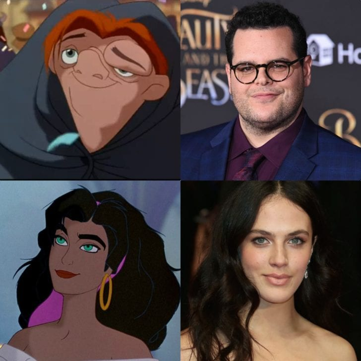 A live-action re-make of the Hunchback is in pre-production