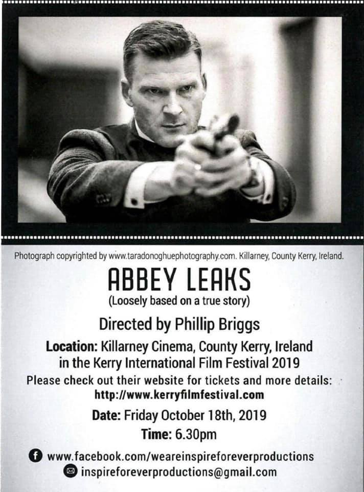 Frasers Actor Paul Sparkes is the lead in 'Abbey Leaks'