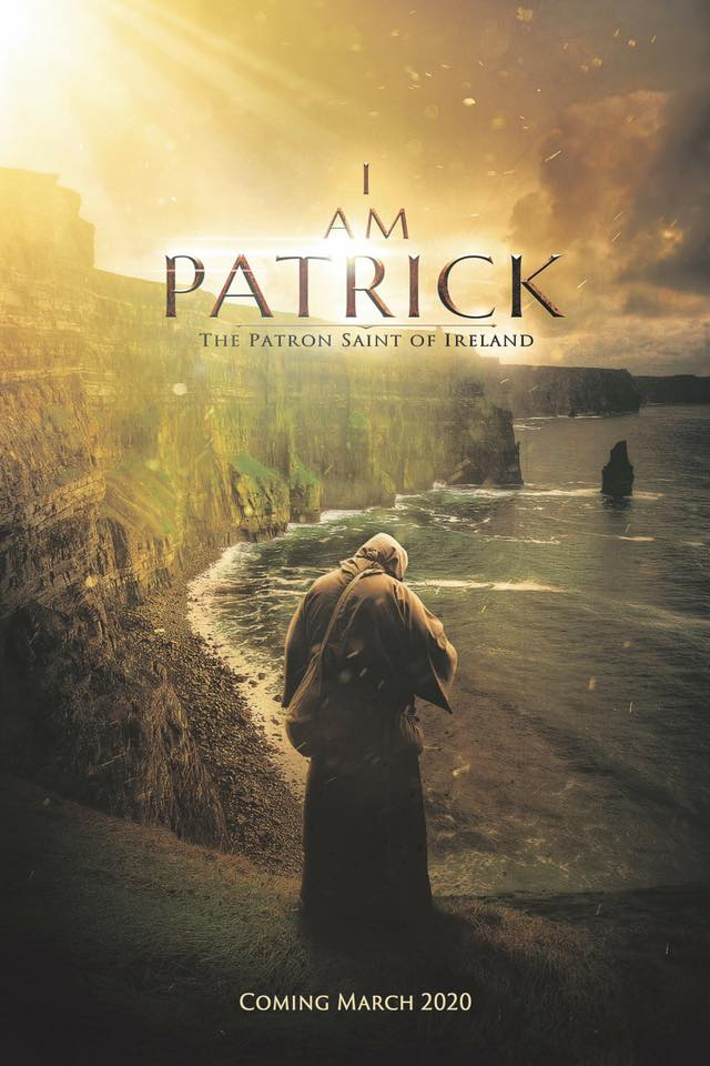 I AM PATRICK – Our actor Robert McCormack plays Young Patrick in the docudrama.