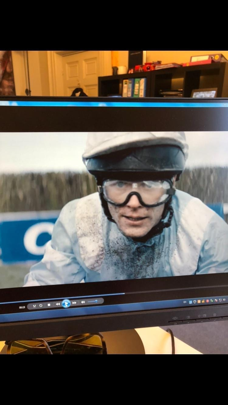 Meet Fionn – one of our talent in the recent Coral tv commercial