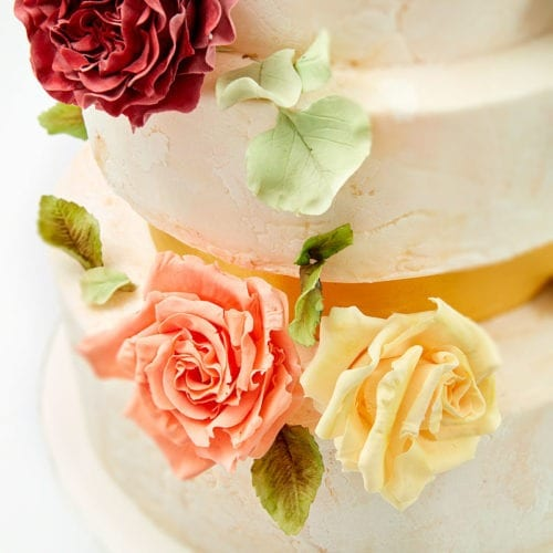 Character Collection and Character link on wedding cakes page