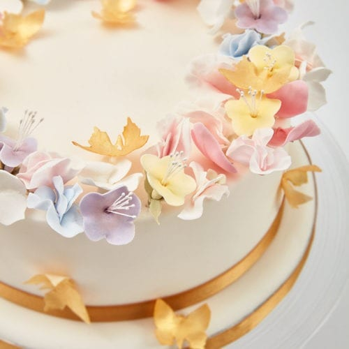 Occasion Cakes and link for cakes on home page